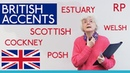 Learn British accents and dialects Cockney RP Northern and more