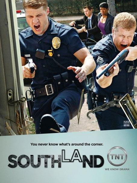 Южная Территория 1-5 сезон 1-10 серия Кубик в Кубе | Southland