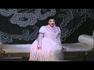 Tchaikosvky - La dama de picas - Aria de Liza acto I - Gorchakova - Subtítulos español