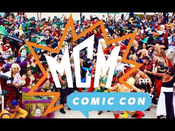 В Киеве открыли Comic Con Ukraine как прошел первый день фестиваля косплееров