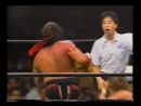 1992.07.17 - Mighty Inoue/Richard Slinger vs. Chris Youngblood/Mark Youngblood [FINISH]
