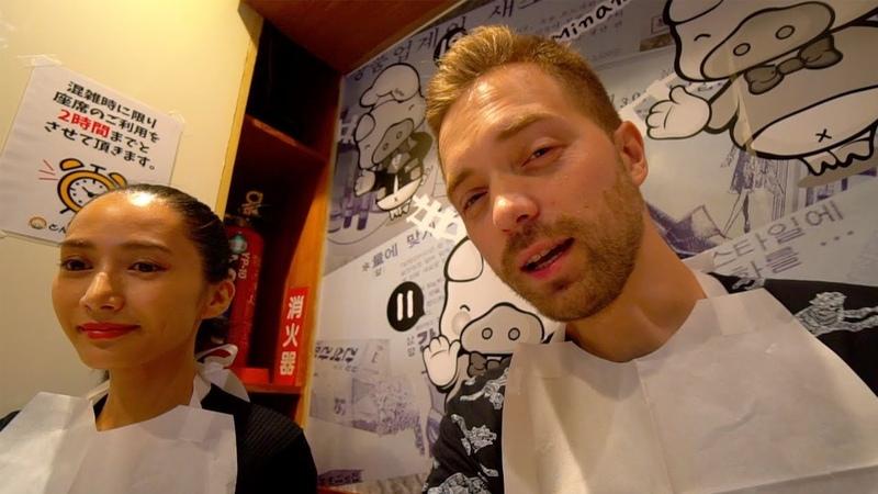 Пробуем корейскую еду с Маки Как начать и разорвать отношения с японкой