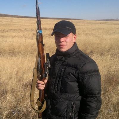 Герман Рыжий, 15 октября , Краснокаменск, id154110106
