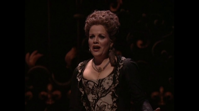Early Renee Fleming's Majestically Flawless Voice