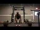 Ричард Хортон, тяга 265 кг