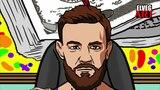 Conor McGregor vs Khabib Nurmagomedov | animation conor mcgregor vs khabib nurmagomedov | animation