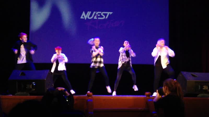 IMG_1798The best cover dance Paradox (парадокс) Nuest- action