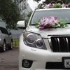 Свадебный кортеж Toyota в Туле, Калуге, Москве