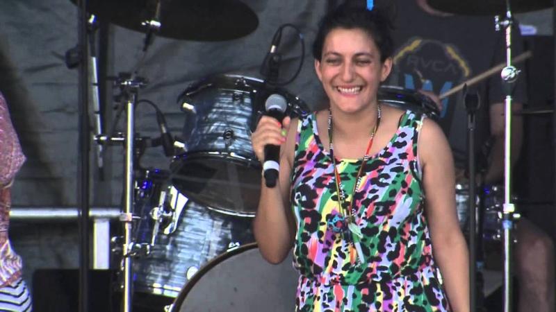 Resonators au Reggae Sun Ska Festival 2014