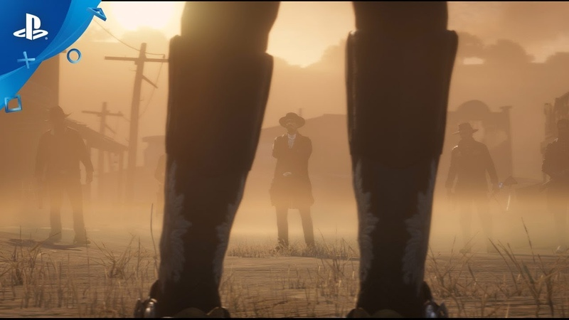 Red Dead Online Early Access Content May 2019 PS4