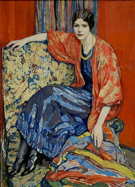 Имя Елены Андреевны Киселёвой долгое время оставалось неизвестным даже историкам искусства
