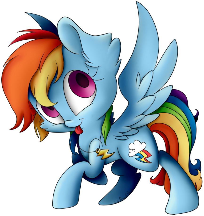 Тронь Литл Пони (Litte Pony)