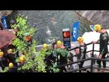 ECOTRAIL RUSKEALA 2018 - заплыв в Мраморном каньоне и трейловый забег