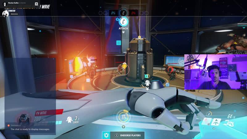 LIVE - Overwatch Quick Play - Xbox One X Enhanced