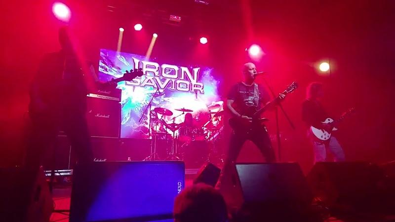 Iron Savior - Atlantis Falling Jan`s crowd surface
