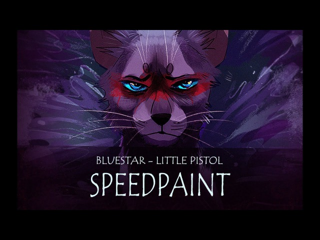 || Speedpaint || Bluestar - Little Pistol