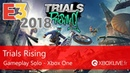 4K Trials Rising - Gameplay solo - Xbox One