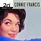 Connie Francis альбом The Best of Connie Francis