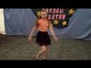 Костюченко Александра - танец Стиляги