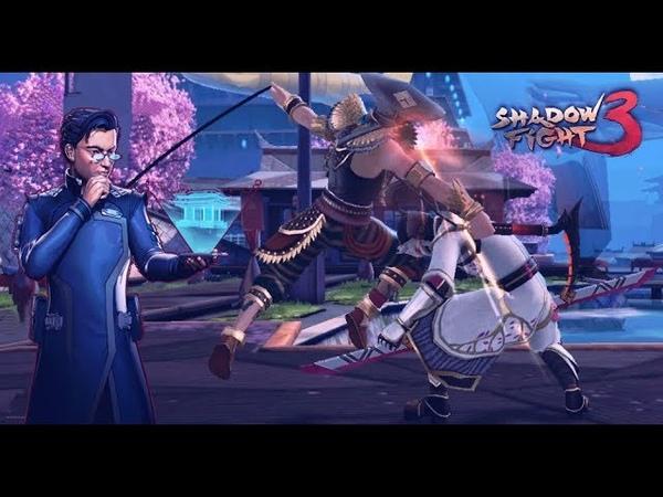 Shadow Fight 3 88 ►ДАВНО НЕ ВИДЕЛИСЬ, САКУРА