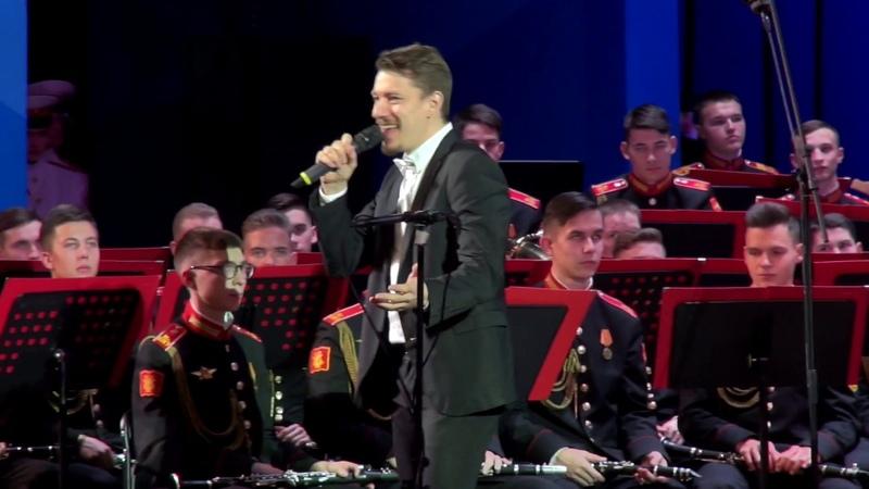 Концерт «От классики к джазу» Московского военно-музыкального училища   Второе отделение