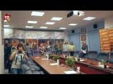 День открытых дверей в «Комсомолке» - видеорепортаж
