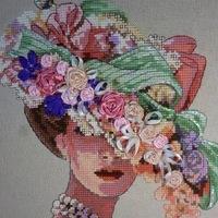 Викторианская элегантность вышивка отзывы 21