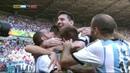 Todos os gols de MESSI na copa do mundo 2014 (narração brasileira)