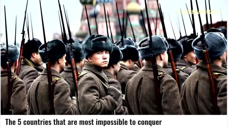 5 стран, которые невозможно завоевать - WATM