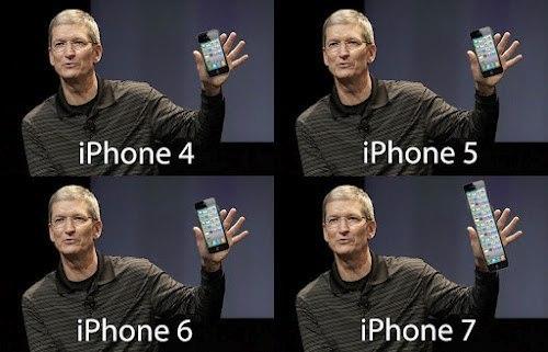 iPhone 6, 7, 10 и другие будущие новинки компании Apple