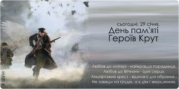 В Харькове создали мурал в честь Героев Крут - Цензор.НЕТ 4752