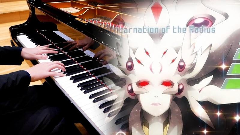 ピアノ SAO劇場版 ユナ「longing」を弾いてみた ソードアートオンライ 125