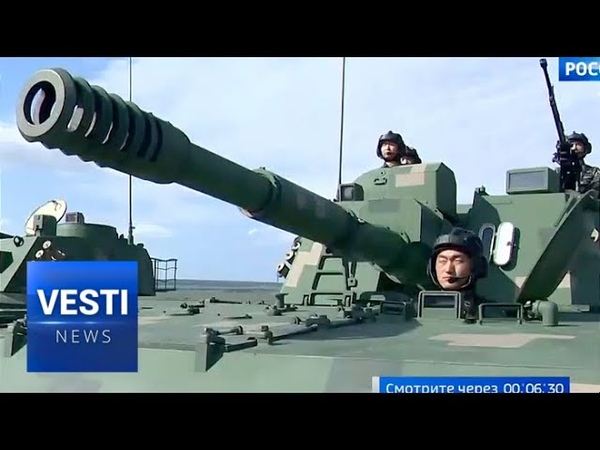 Asian Alliance: Russian, Kazakн, Tajik, Kirgyz, Chinese, Indians, Pakis All Take Part in War Drills