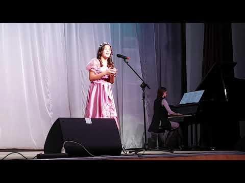 Кузнецова Мария Земля моя добрая Гармония единства, Зарайск, 4 ноября 2018 2
