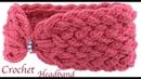 Diadema Mariposa trenzada en 3D tejida a Crochet paso a paso tejido tallermanualperu