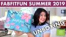 FabFitFun Summer 2019 Unboxing   ULTIMATE Lifestyle Subscription Box!