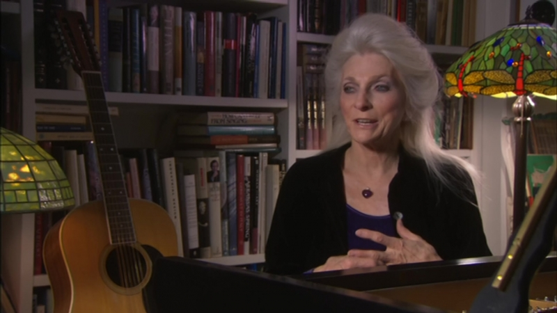 11 Leonard Cohen – Judy Collins Introduces Suzanne – Live At The Isle Of Wight 1970