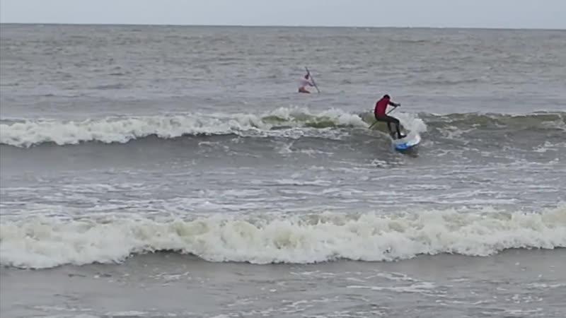 Сергей Мысовский - SPB SUP SURF OPEN (Первенство Питера)