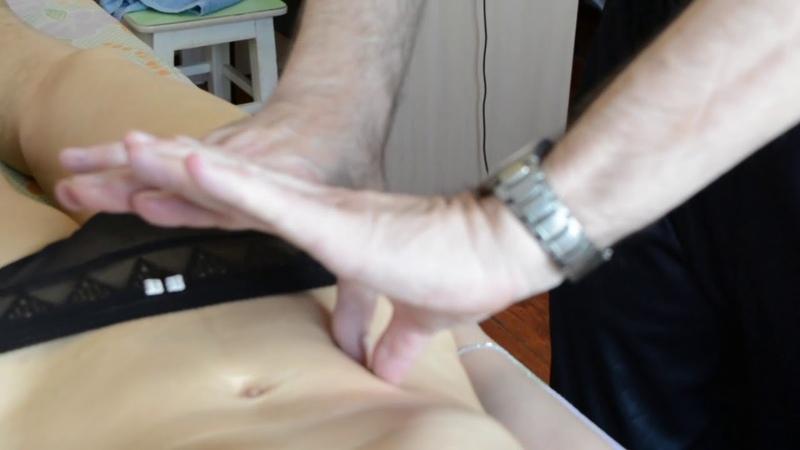 Лечение подвздошно-поясничной мышцы. Миофасциальный синдром ППМ (триггерная точка).