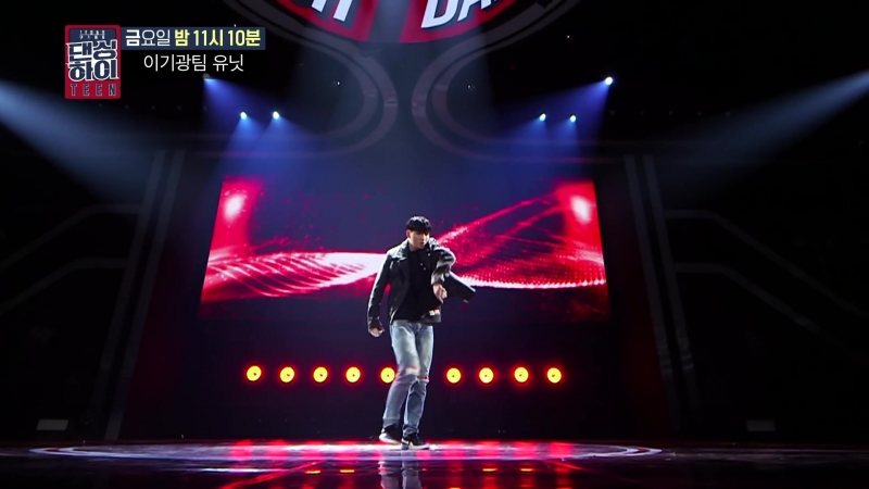 ( Dancing High ) Seungsik( Fiction / Lee Gi Kwan ) - Red Sun ( HANGZOO) EP.6 20181012