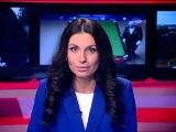 Ведущая новостей жжет  Габриела Анточел!!! Такое сделать нереально!!!!