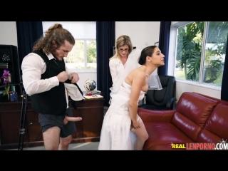Пока жениха нету его друг трахает развратную невесту - Скачать HD порно  Смотреть HD порно.mp4
