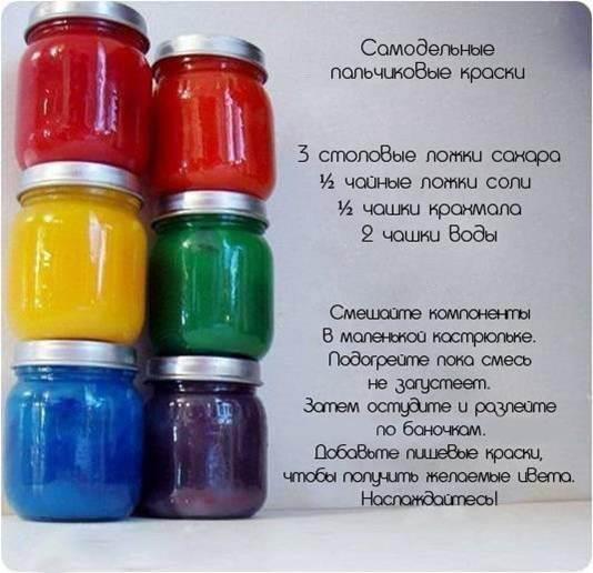 Как сделать краску для волос в домашних условиях гуашью