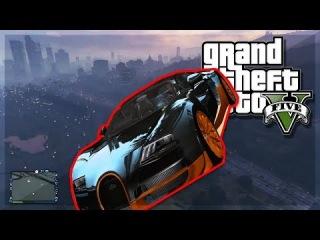 GTA 5: Car Stunt Montage #1.