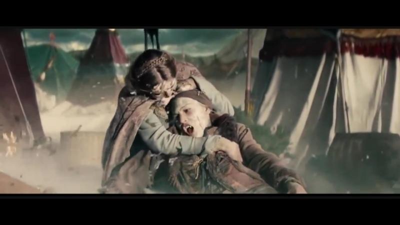 Момент из фильма Дракула(2014), Влад убивает себя_Dracula Untold.mp4