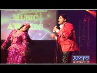 STAR SHOW-Firdavs N's Interview with UzbekTV New York-BIG APPLE MUSIC AWARDS 2009(PART 5)