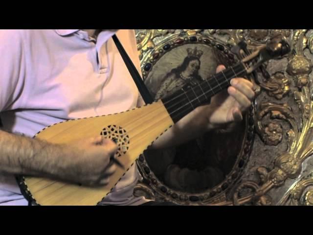 Alfonso X el Sabio - Llibre Vermell. Instrumentos medievales de péñola. Medieval Quill Instruments