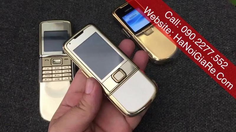 Hướng Dẫn Phân Biệt Các Đời Máy Nokia 8800 CHính Hãng Và Địa CHỉ Bán GIá Rẻ