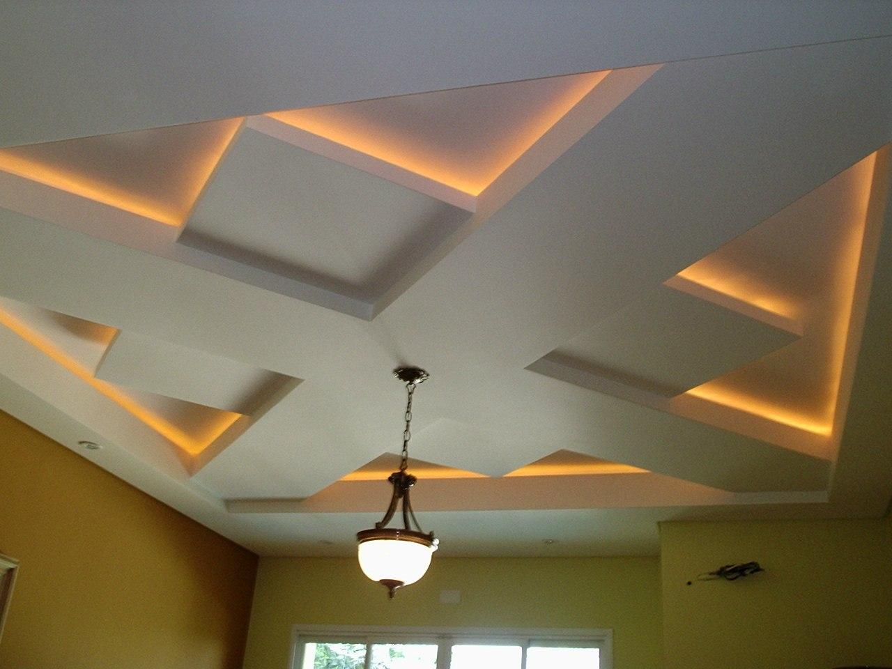 25 b sta false ceiling bedroom id erna p pinterest for Gips decor ceiling