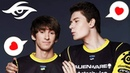 NAVI vs SECRET - FIRST TIME IN HISTORY! Dendi Puppey vs NaVi Dota 2 MOST HYPED MATCH OF THE YEAR!